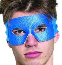 Superhero Blue Mask