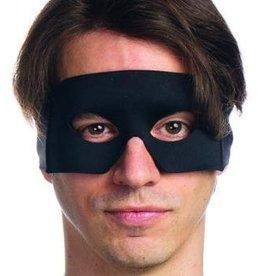 Superhero Black Mask