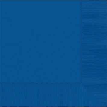 Bright Royal Blue Dinner Napkins (20)
