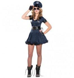 Teen Costume Locked 'N Loaded Jr Medium