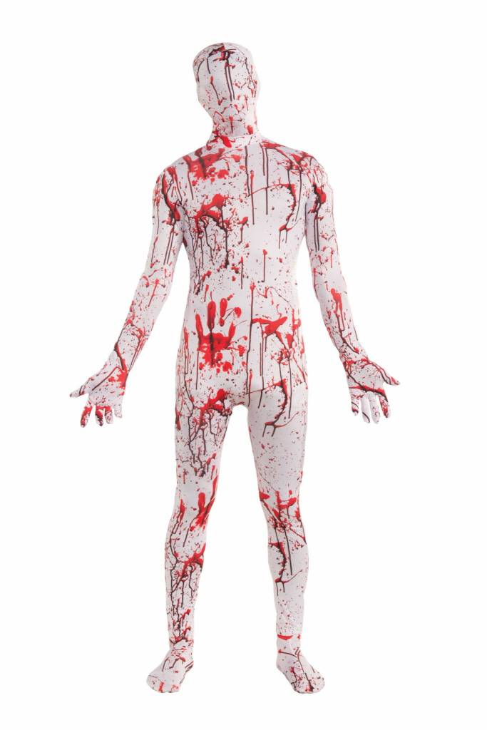 Teen Costume Disappear Man Bloody Body Suit Its My Party