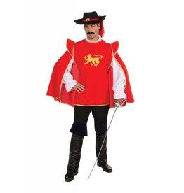 Men's Costume Musketeer Tunic