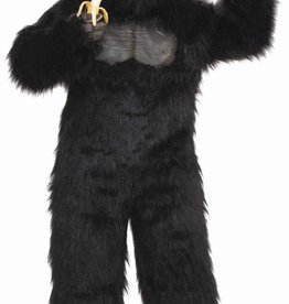 Men's Costume Gorilla Costume with Movable Jaw