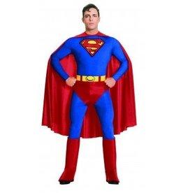 Men's Costume Superman Large