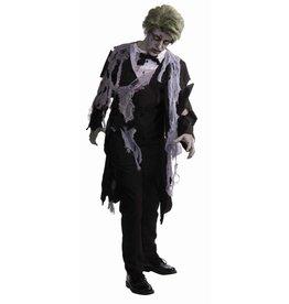 Men's Costume Formal Zombie