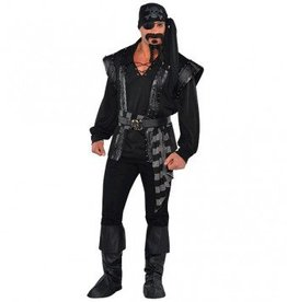 Men's Costume Dark Sea Scoundrel Standard