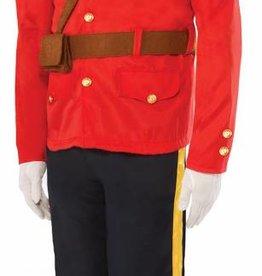 Men's Costume Mountie Standard Size