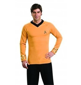 Men's Costume Captain Kirk Star Trek Large