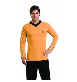 Men's Costume Captain Kirk Star Trek Large