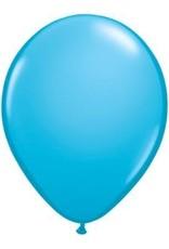 """5"""" Balloon Robin's Egg Blue 1 Dozen Flat"""