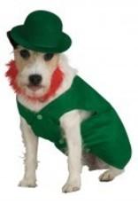 Dog Costume Leprechaun