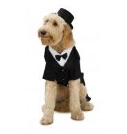 Dog Costume Dapper Dog XL