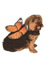 Dog Costume Fairy Wings Rainbow M/L