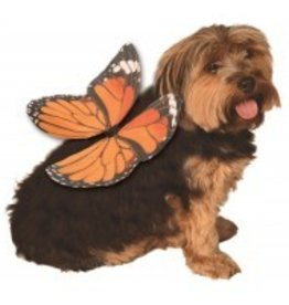 Dog Costume Fairy Wings Rainbow M/L