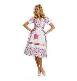 Women's Costume 50s Housewife