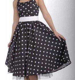 Women's Costume 50s Cutie Black XS/S