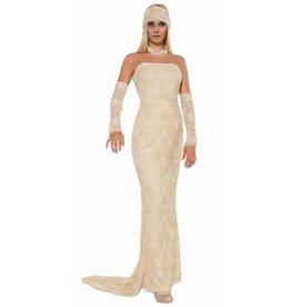Women's Costume Mummy Standard Size