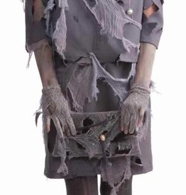 Women's Costume Zombie Woman