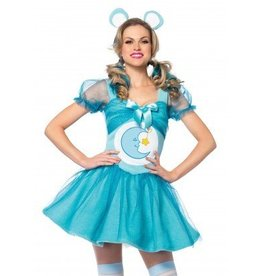 Women's Costume Bedtime Bear Medium/Large