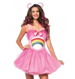 Women's Costume Cheer Bear Medium/Large