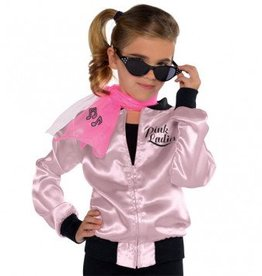 Pink Ladies Jacket Child Standard