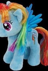Beanie Boos Rainbow Dash Pony