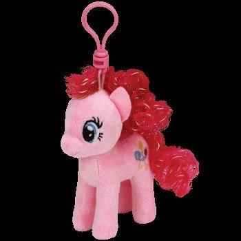 Beanie Boos Pinkie Pie Keychain
