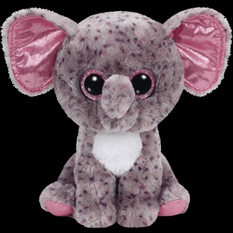 Beanie Boos Elephant Specks