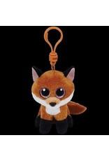Beanie Boos Fox Slick Keychain