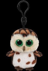 Beanie Boos Owl Sammy Keychain
