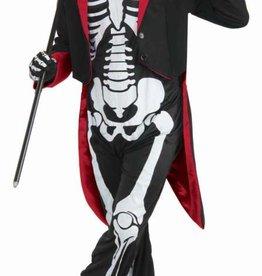 Child Costume Mr. Bone Jangles Medium (8-10)