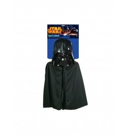 Darth Vader Mask With Cape (Child Size)