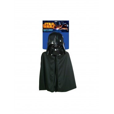 Darth Vader Mask With Cape Child Size