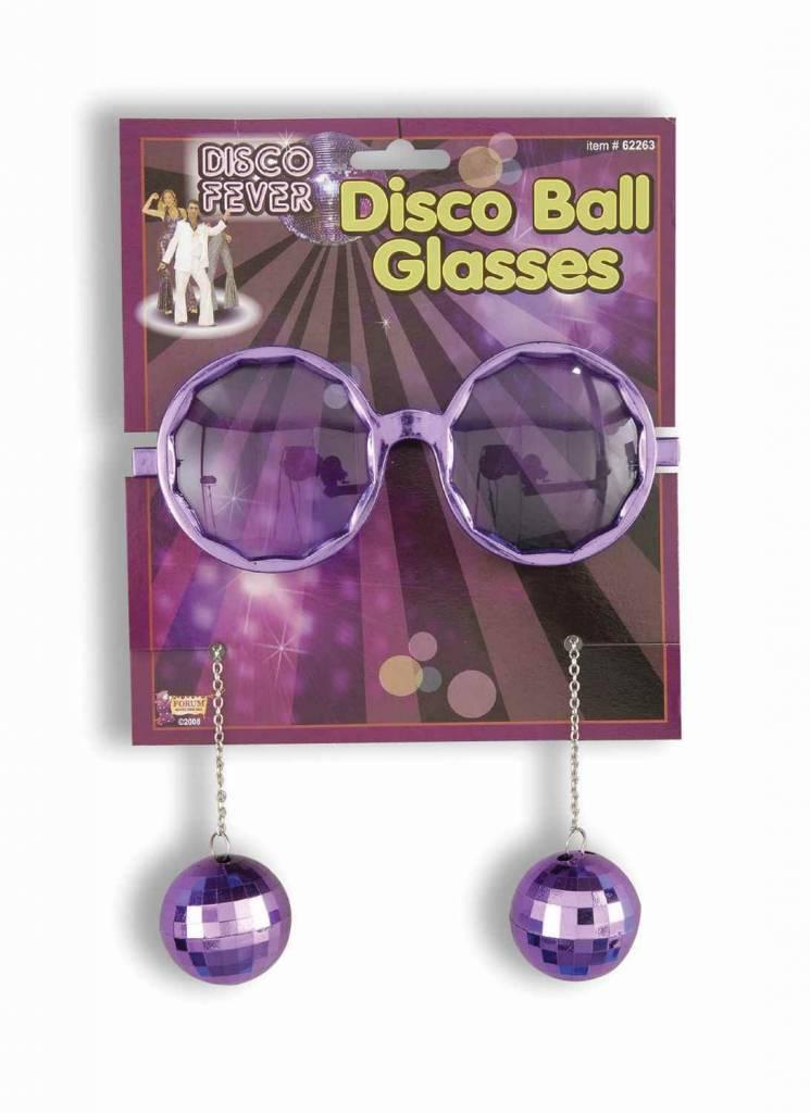Disco Ball Glasses