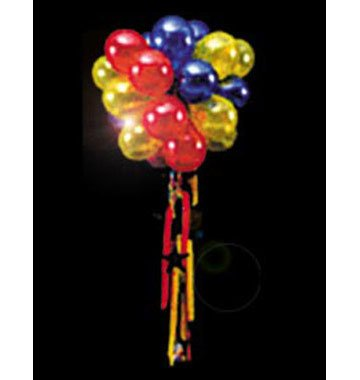 22 Balloons to a Weight Not-Treated