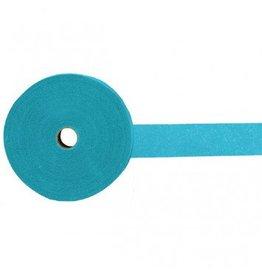 Caribbean Blue Jumbo Crepe Streamer