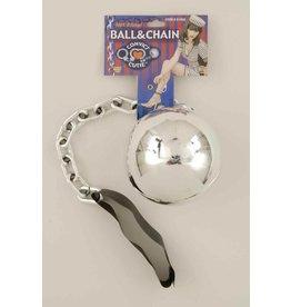 Convict Cutie Ball and Chain
