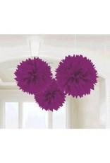 Fluffy Deco New Purple (3)