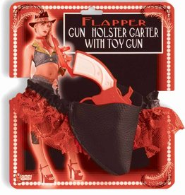 Deluxe Gun and Holster Garter