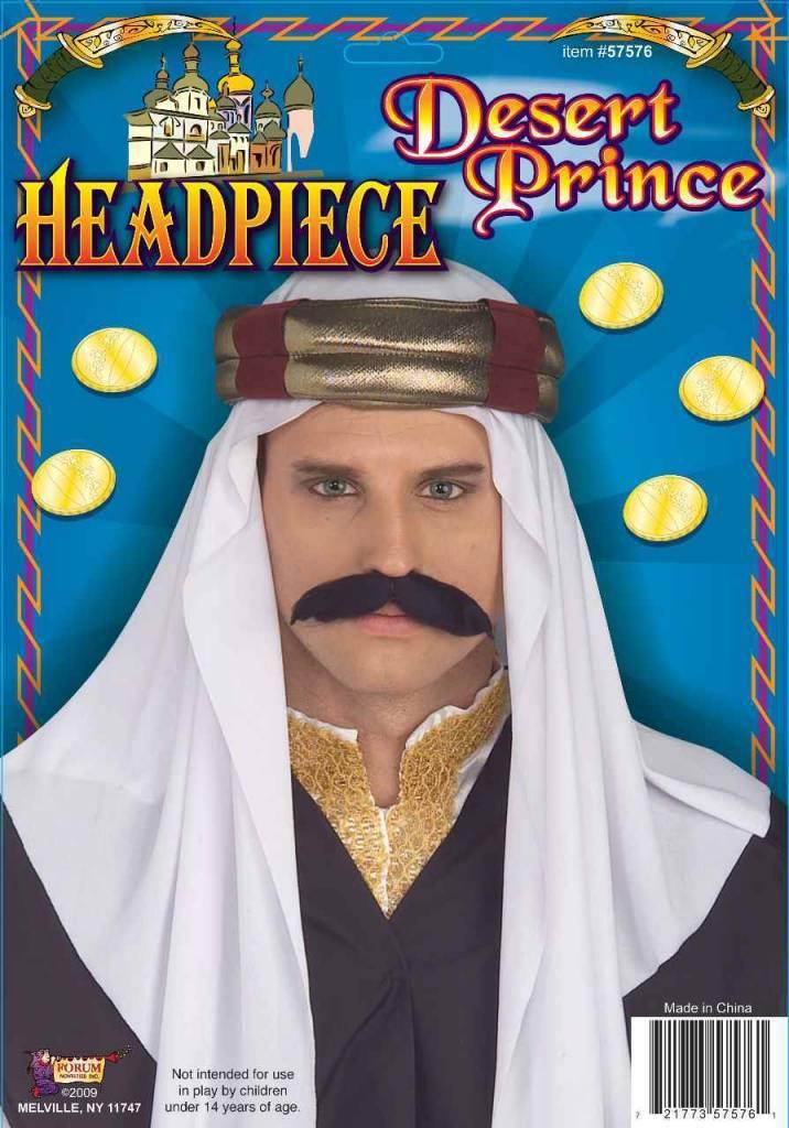 Arab Headpiece