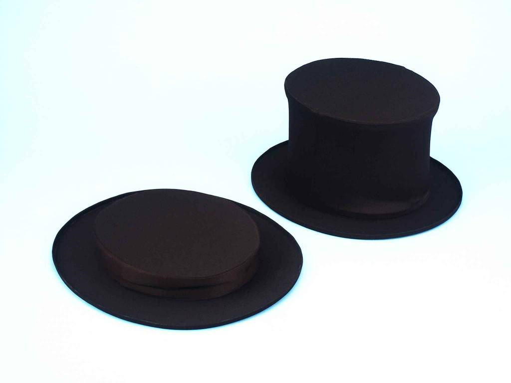 Collapsible Top Hat Child size