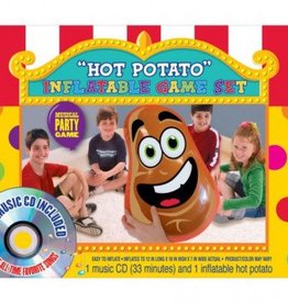 Inflatable Hot Potato Game