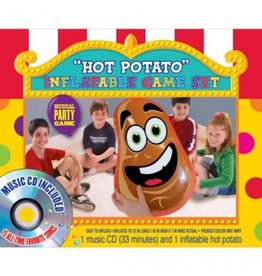 Inflatable Hot Potato Game