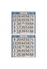 Bingo Game Sheets (125)