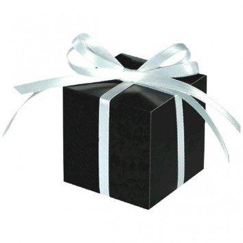 Favour Boxes Black 100pc