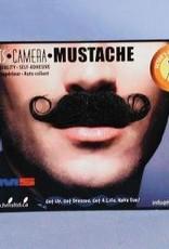 Barbershop Moustache Black