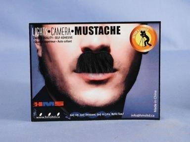Chaplin Black Moustache
