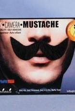 Elegant Black Moustache