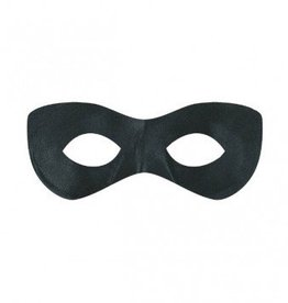 Black Super Hero Mask