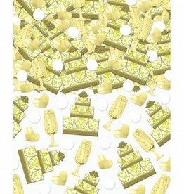 Cake & Champagne Mega Value Confetti